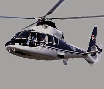 Thermoformage pour l'industrie aéronautique, hélicoptère