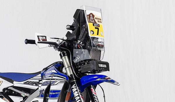 Bulle de carénage moto Dakar, thermoformage